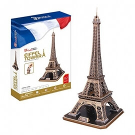 3D Παζλ Πύργος Eiffel 84 τεμ.
