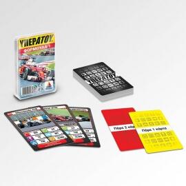 ΥΠΕΡΑΤΟΥ Φόρμουλες - Παιχνίδι με Κάρτες