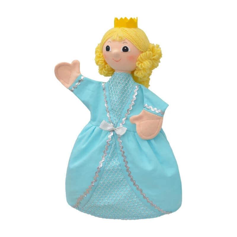 Κούκλα Κουκλοθεάτρου - Πριγκίπισσα Adelka