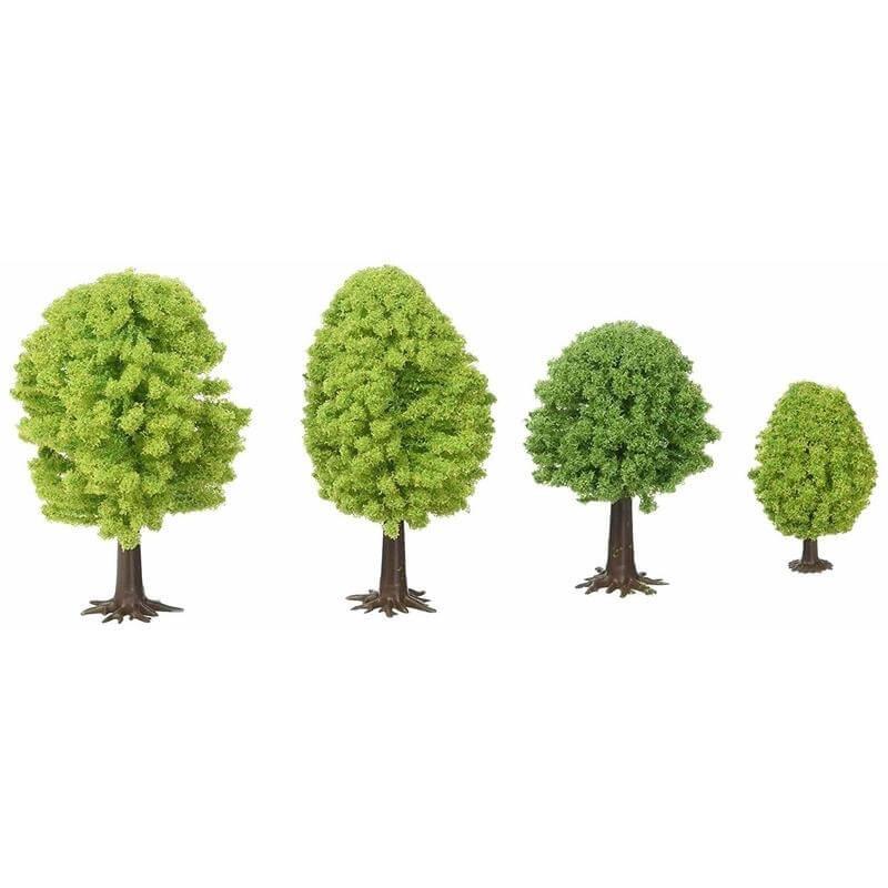 Noch Σετ Δέντρα 10 τεμ (5-9εκ.)