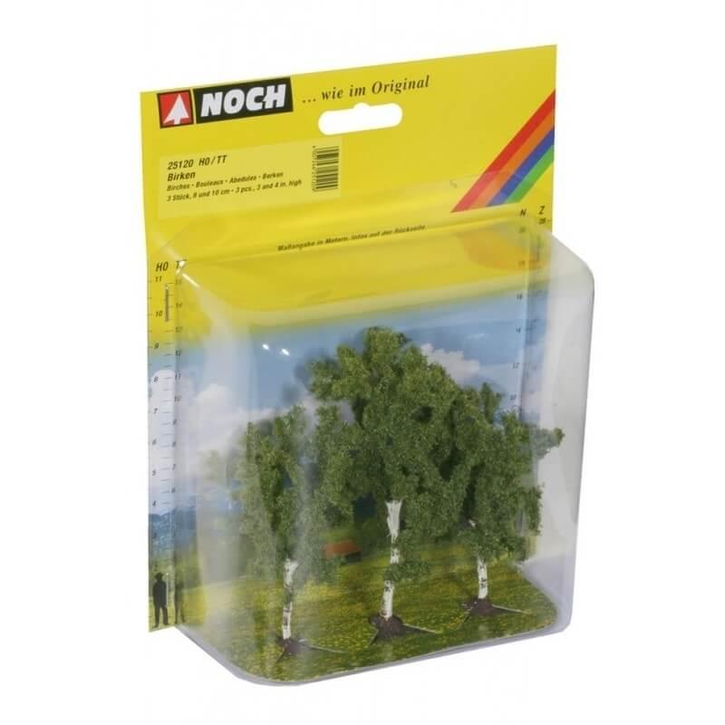 Noch Σετ Δέντρα Birken 3 τεμ. (8-10εκ.)