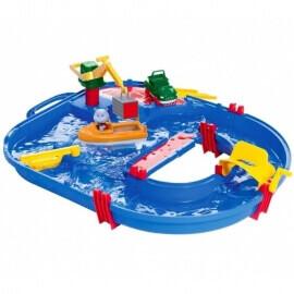 Κανάλια Νερού Aquaplay Starter Set (1501)