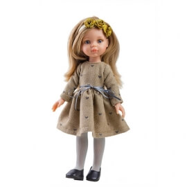 Κούκλα Paola Reina Amigas Carla 32 εκ.