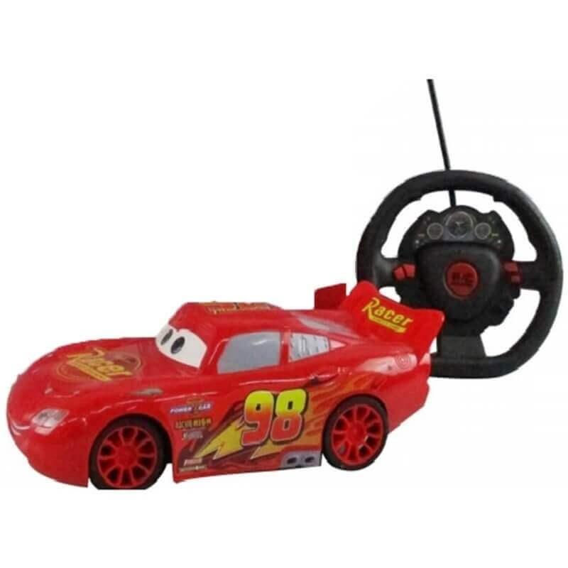 Τηλεκατευθυνόμενο Αυτοκίνητο Super Car 98 με τιμόνι