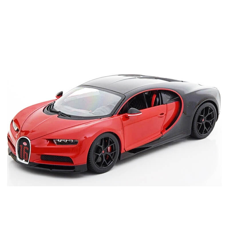 Bburago 1:18 Bugatti Chiron Sport κόκκινο