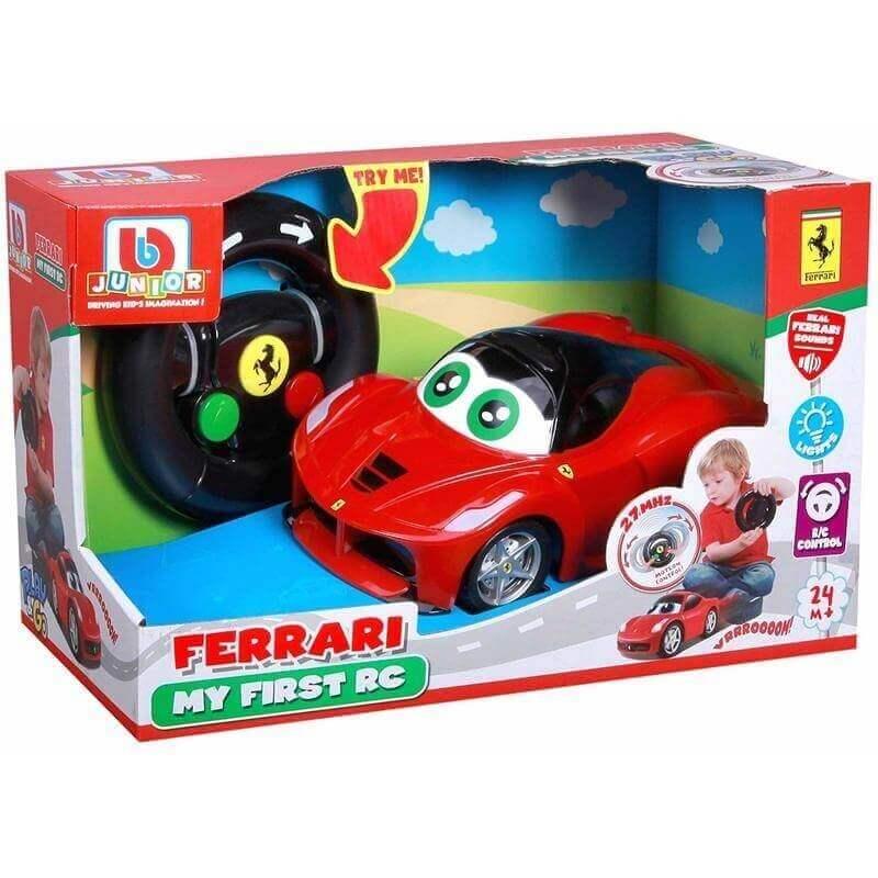 Τηλεκατευθυνόμενο Bburago Junior Ferrari LaFerrari