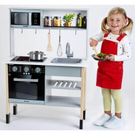 Παιδική Κουζίνα Miele Ξύλινη με Ήχους