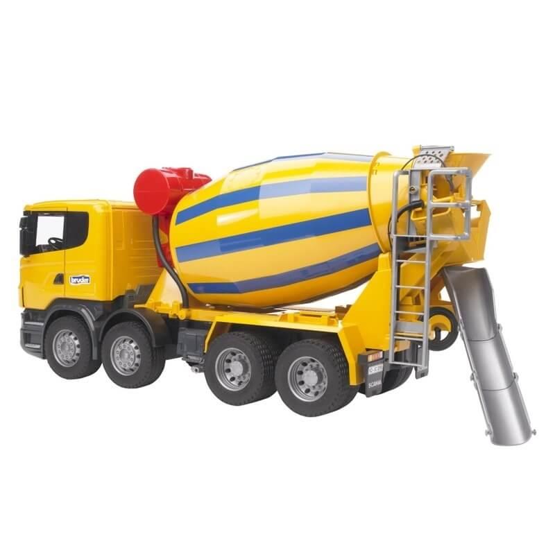 Μπετονιέρα Scania  - Bruder (03554)