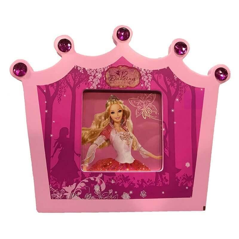 Ξύλινη Κορνίζα Barbie Dancing Princess
