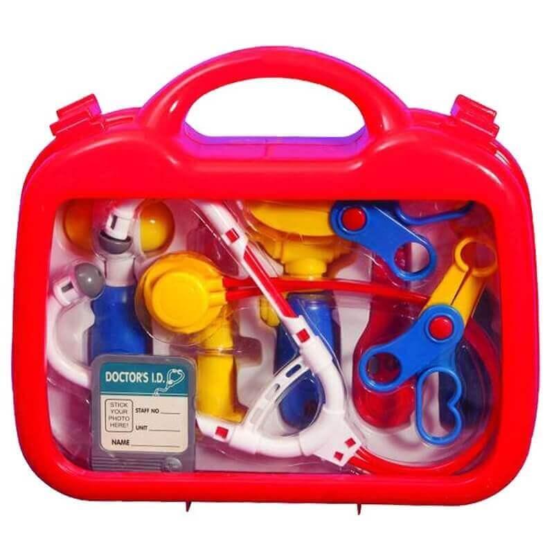 Βαλιτσάκι με Ιατρικά Εργαλεία Παιδικά
