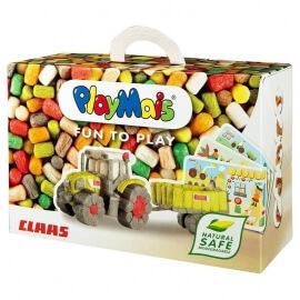 Κατασκεύη Τρακτέρ από Καλαμπόκι - Playmais Fun To Play