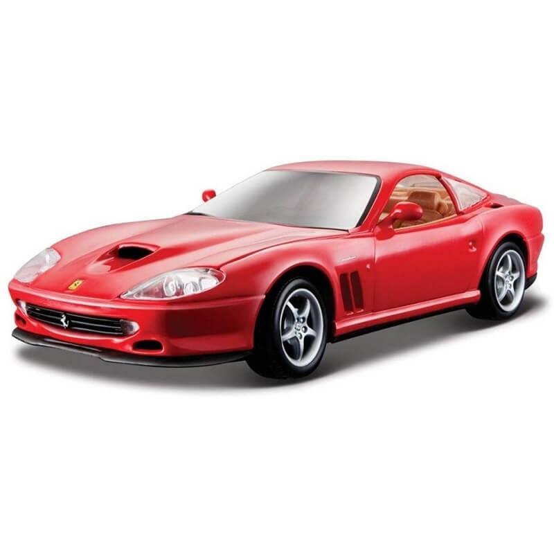 Bburago 1:24 Ferrari 550 Maranello κόκκινο