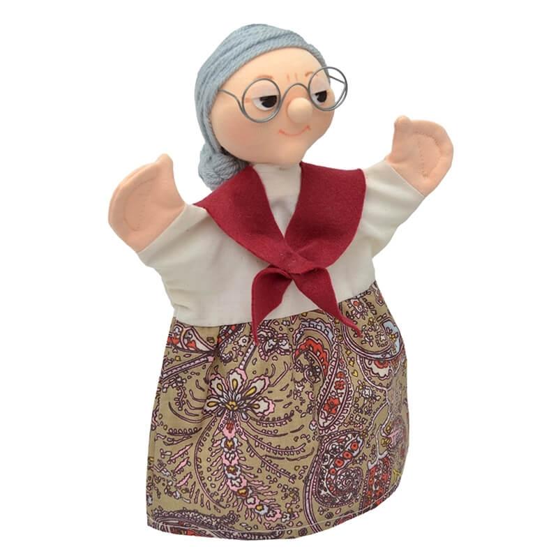 Κούκλα Κουκλοθεάτρου - Γιαγιά