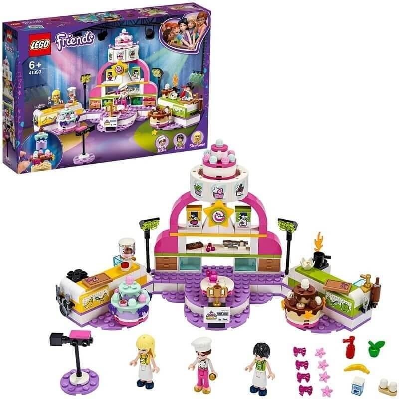 Lego Friends - Διαγωνισμός Μαγειρικής (41393)