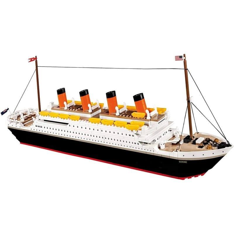Cobi Κατασκευή R.M.S. Titanic (Τιτανικός) 600 κομ.