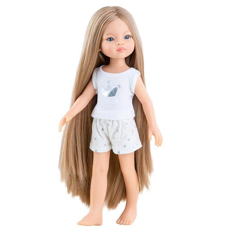 """Κούκλα Paola Reina Amigas Pijama """"Manica"""" 32εκ."""