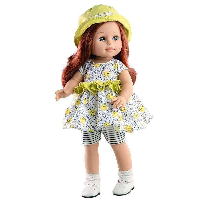 """Κούκλα Paola Reina Soy Tu """"Becca"""" 42εκ."""