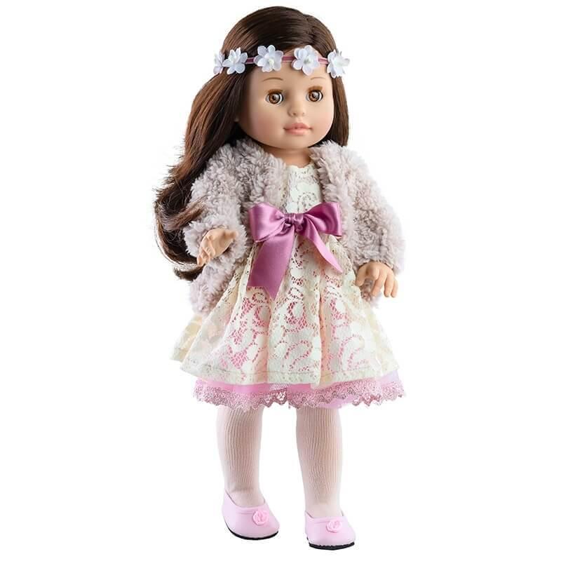 """Κούκλα Paola Reina Soy Tu """"Emily"""" 42εκ."""