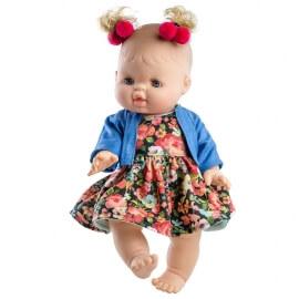 """Μωρό Βινυλίου Paola Reina Gordis """"Rebeca"""" 34εκ."""