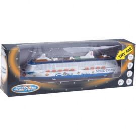 Κρουαζιερόπλοιο με Ήχους και Φώτα