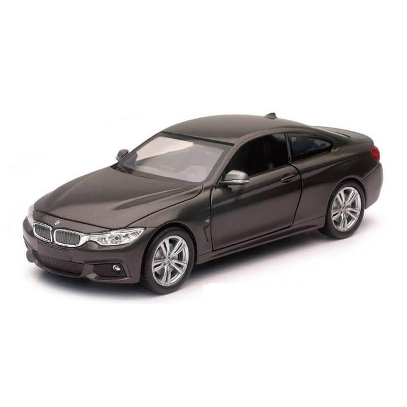 Μινιατούρα 1/24 BMW 4 Series M Sportspaket ανθρακί