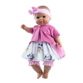 Σετ Ρούχα για Μωρό 36εκ. Paola Reina Alberta
