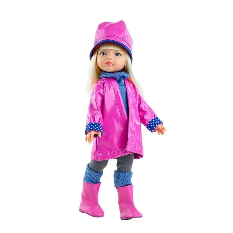 Σετ Ρούχα για Κούκλα 32εκ. Paola Reina Manica