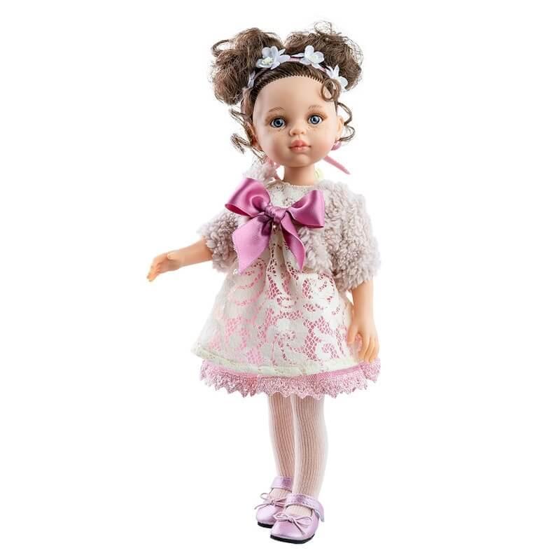 Σετ Ρούχα για Κούκλα 32εκ. Paola Reina Carol
