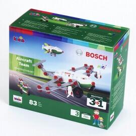 Σετ Κατασκευή Αεροπλάνων 3σε1 με Εργαλεία Bosch