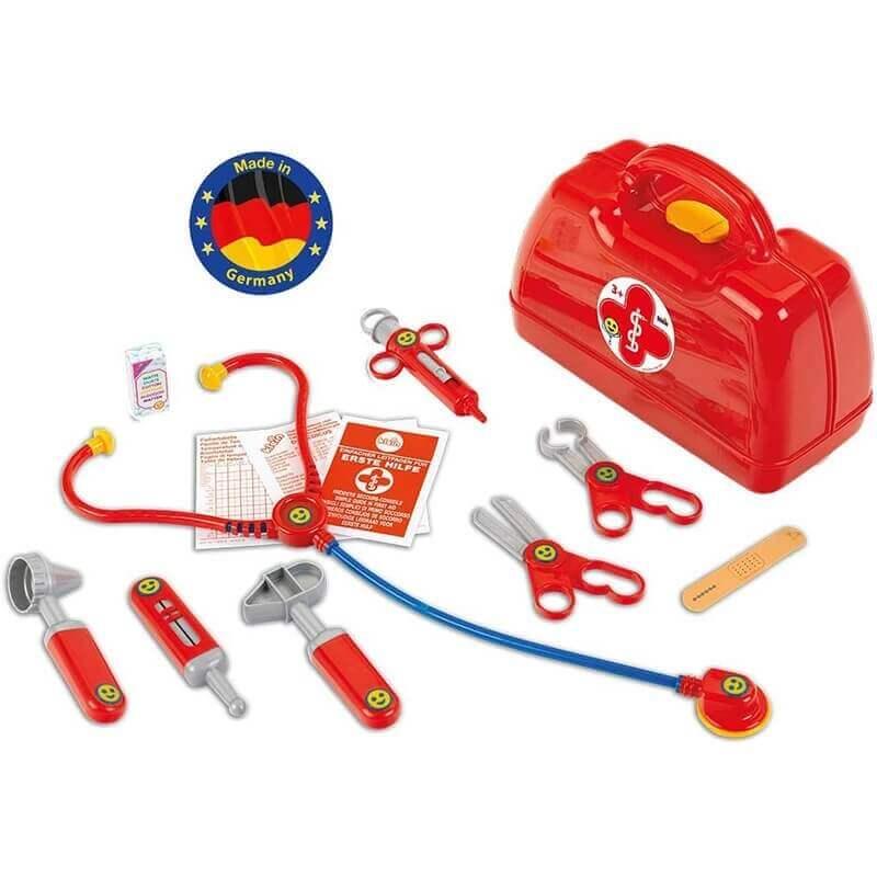 Τσάντα Βαλιτσάκι με Ιατρικά Εργαλεία