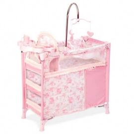 Κρεβάτι Κούκλας και Baby Center Arias Valentina (40445)