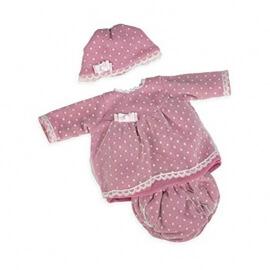 Σετ Ρούχα για Μωρά Reborn 45-50 εκ. Munecas Arias (6037-2)