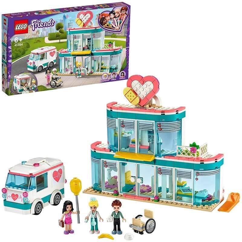Lego Friends - Νοσοκομείο της Heartlake City DE9DE20 (41394)