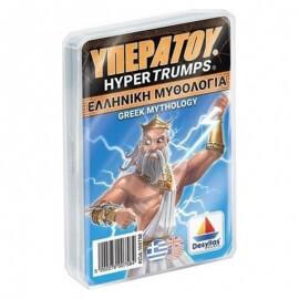 ΥΠΕΡΑΤΟΥ Ελληνική Μυθολογία - Παιχνίδι με Κάρτες