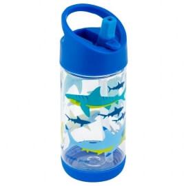 Stephen Joseph Παγούρι Flip Top Bottle Καρχαρίας