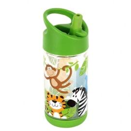 Stephen Joseph Παγούρι Flip Top Bottle Zoo