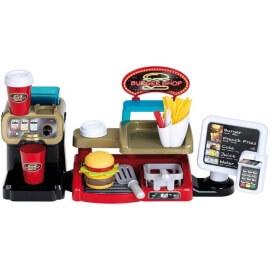 Burger Shop - Παιχνίδι Μίμησης