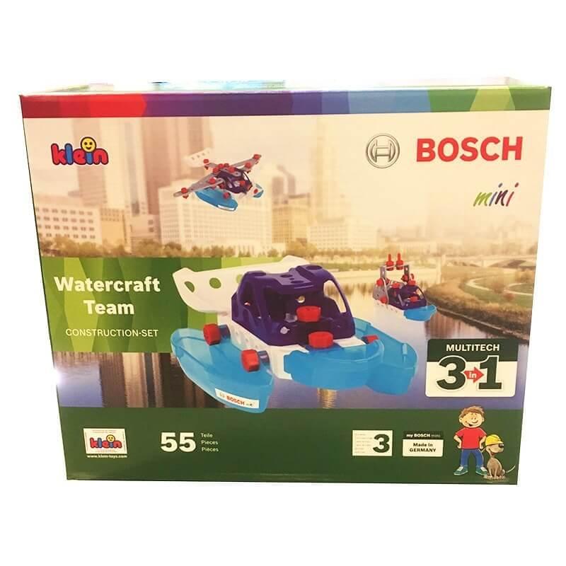 Σετ Κατασκευή Ταχύπλοα Σκάφη 3σε1 με Εργαλεία Bosch