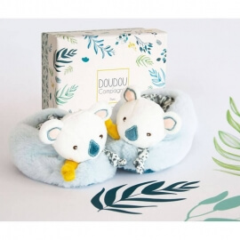 Παπουτσάκια Μπεμπέ Κοάλα (0-6 μηνών) σε Κουτί Δώρου
