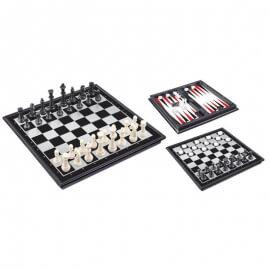 Μαγνητικό Σκάκι - Τάβλι - Ντάμα
