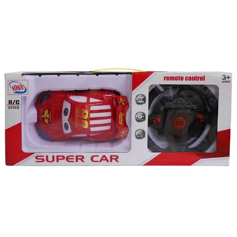 Τηλεκατευθυνόμενο Αυτοκίνητο Cartoon Racer