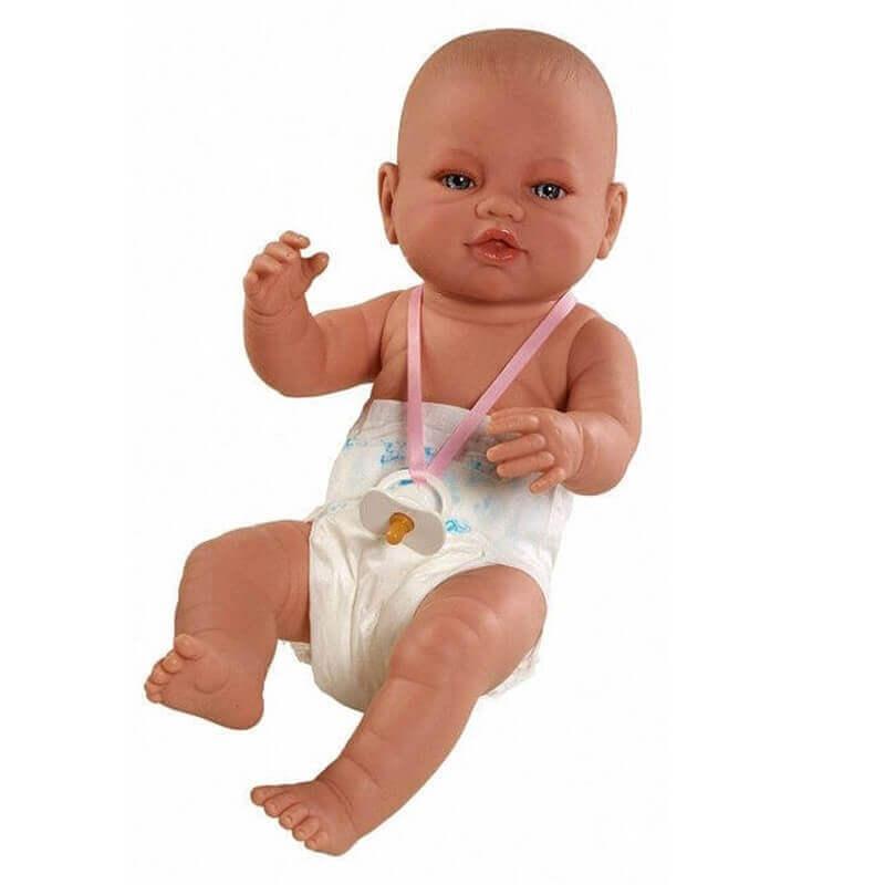 Μωρό Νεογέννητο με Πάνα 42εκ. (Βινυλίου)