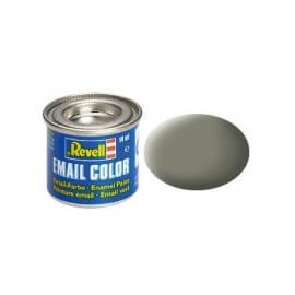 Χρώμα Μοντελισμού Revell 45 Πράσινο Λαδί Matt Light Olive 14ml