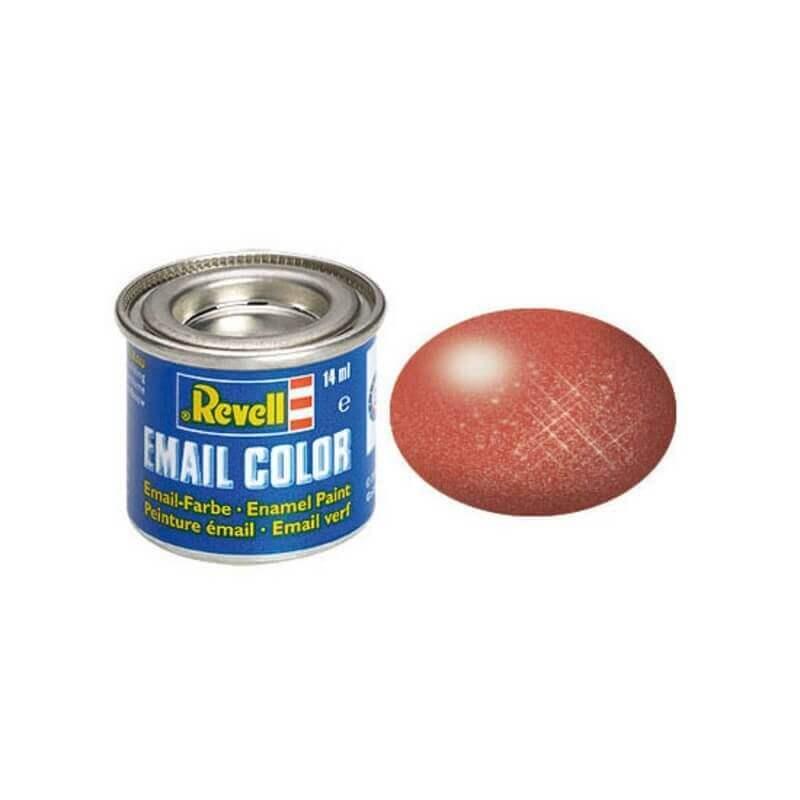 Χρώμα Μοντελισμού Revell 95 Χάλκινο Bronze 14ml
