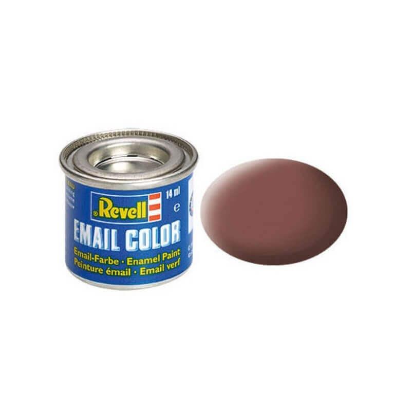 Χρώμα Μοντελισμού Revell 83 Καφέ Matt Ruse 14ml