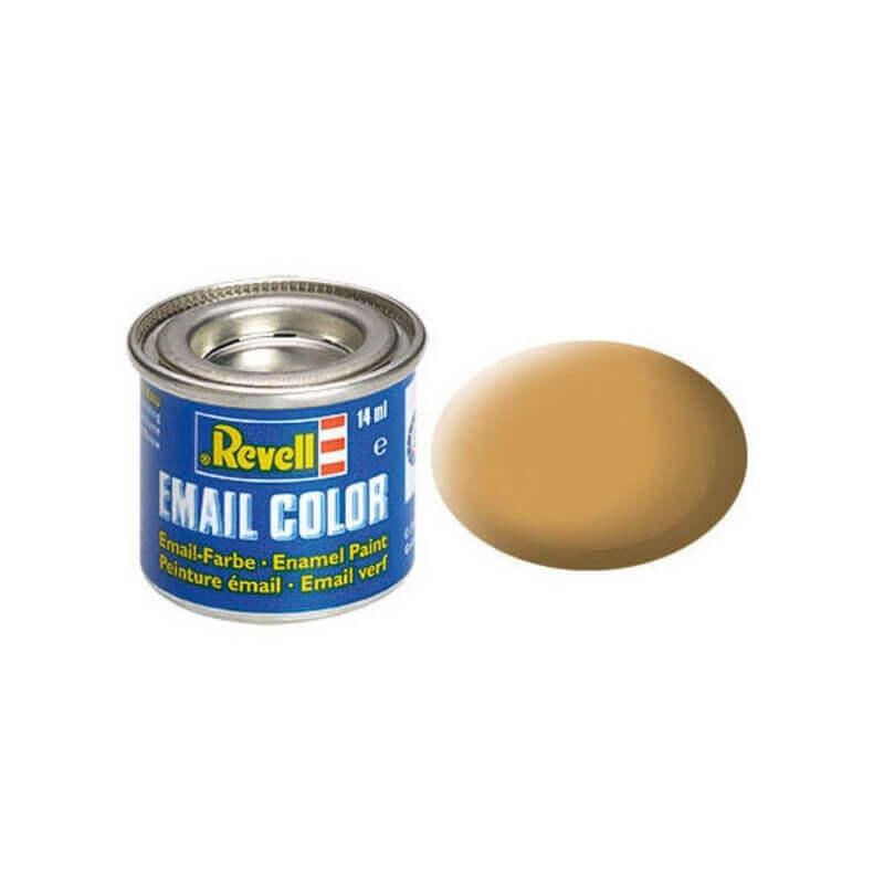 Χρώμα Μοντελισμού Revell 88 Ώχρα Matt Ochre Brown 14ml