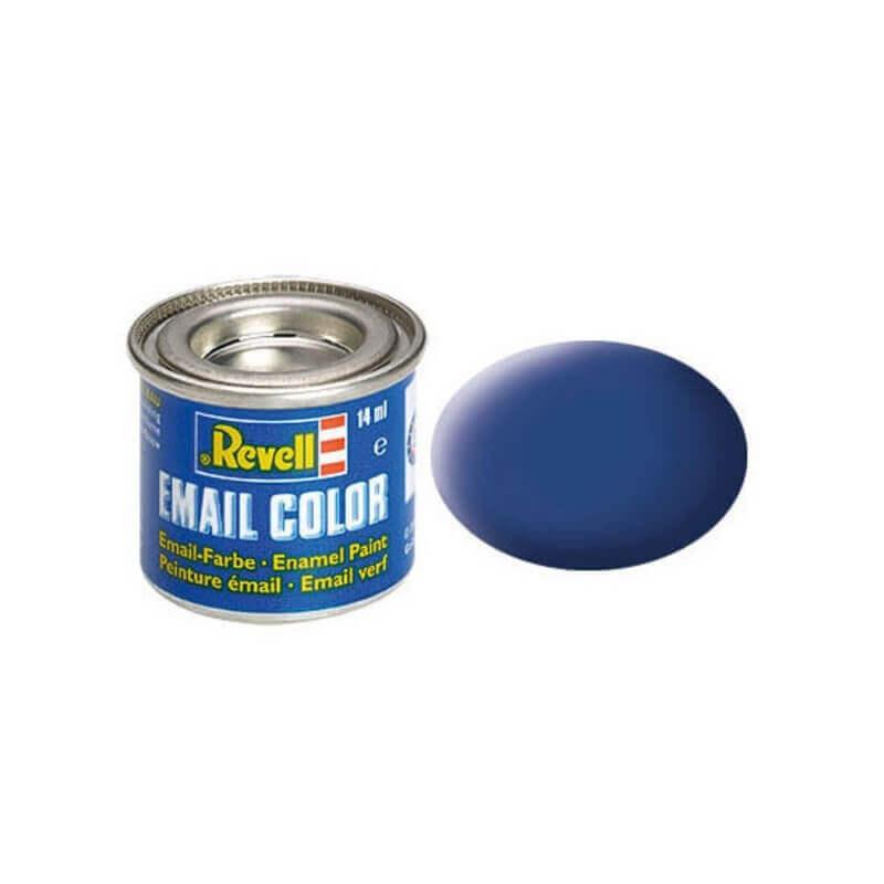 Χρώμα Μοντελισμού Revell 56 Μπλε Matt Blue 14ml