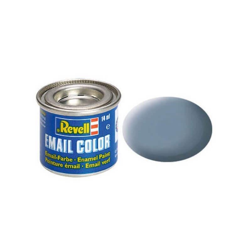 Χρώμα Μοντελισμού Revell 57 Γκρι Matt 14ml