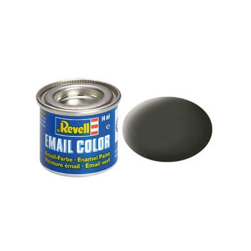 Χρώμα Μοντελισμού Revell 42 Γκρι Yellowish Olive 14ml