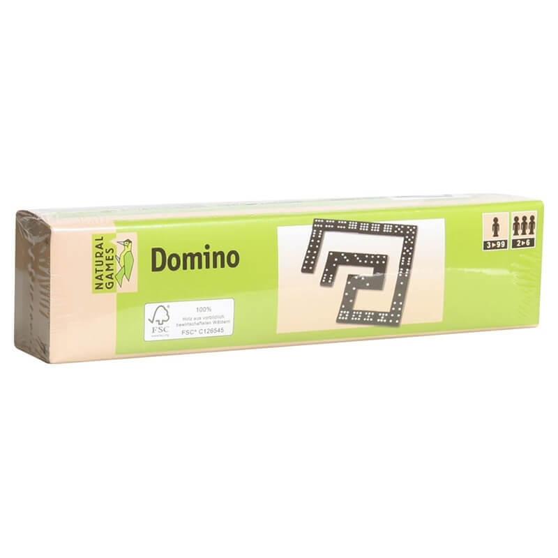Domino Ξύλινο 55 κομ.